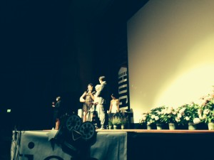 Slick Rock Film Festival Awards Presentation